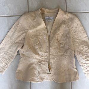 CH Carolina Herrera spring jacket 3/4 sleeves